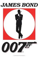 James Bond as 007